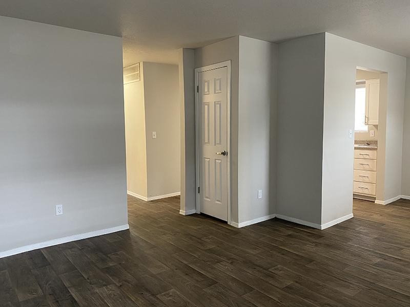 Living Room | The Pointe at Fort Union