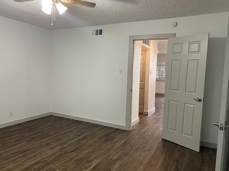 Wood-Style Flooring | SkyVue Apartments in San Antonio, TX