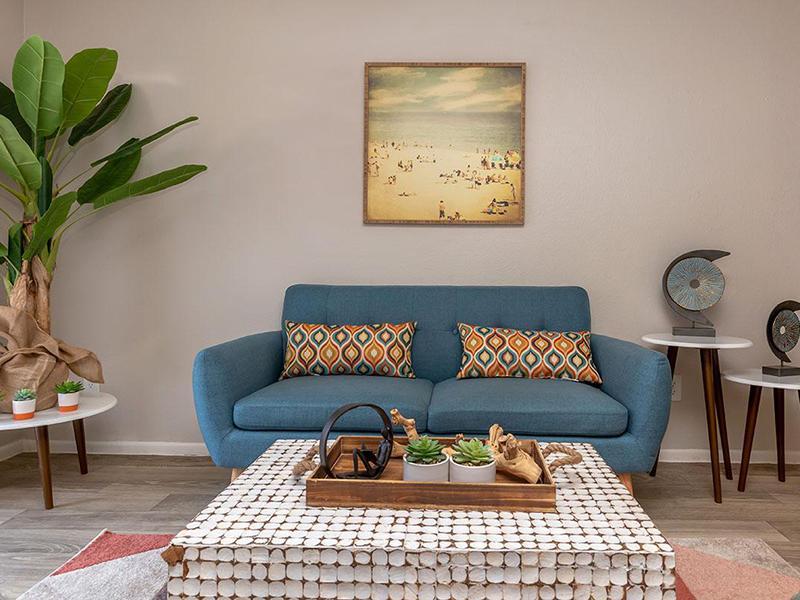 Living Room | Fairways on Thunderbird