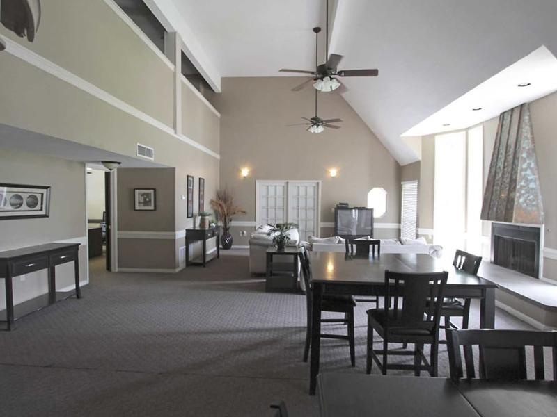 Clubhouse Interior | Wellington Apartments