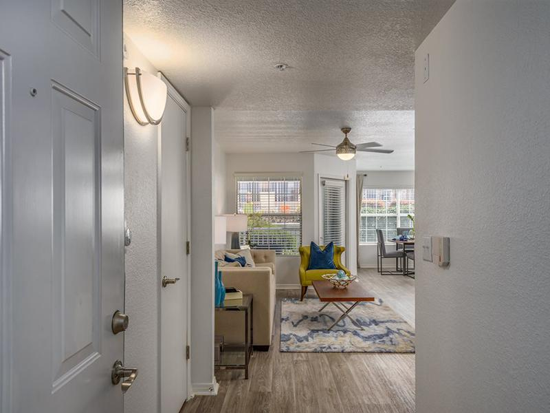Entry | La Ventana Apartments in New Mexico