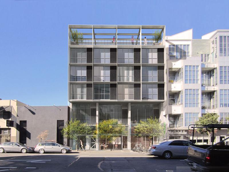 Building Exterior | OME Apartments in San Francisco, CA