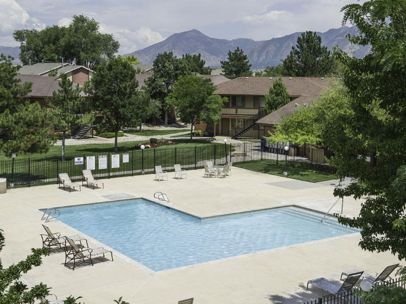 Wasatch Club Apartments in Midvale