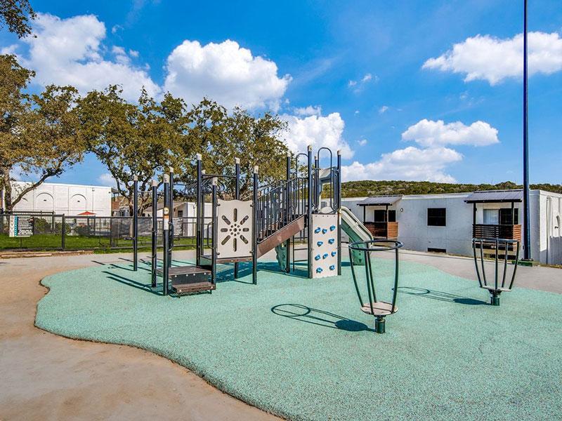 Sky Vue | Play Ground | Apartments Near San Antonio