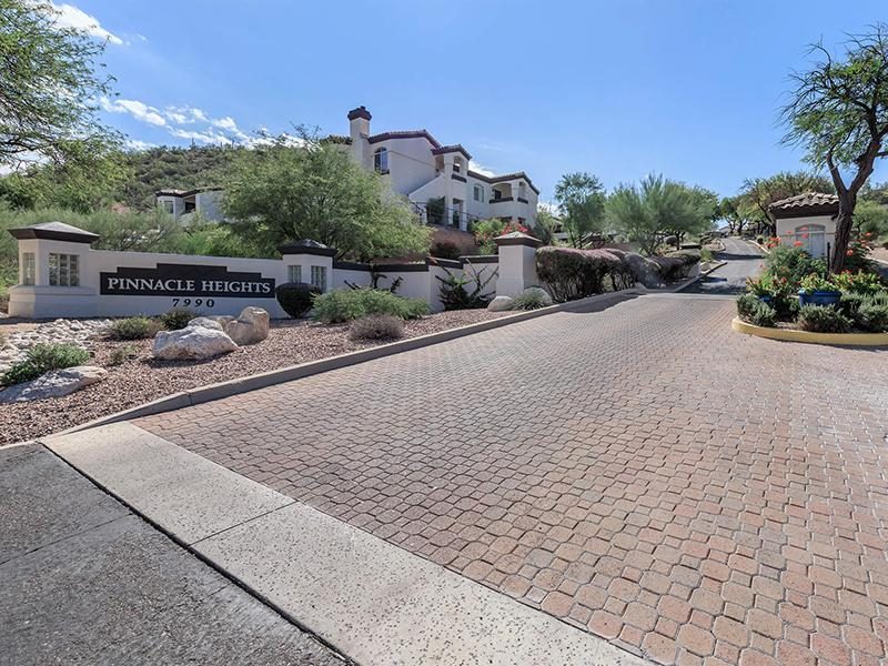 Property Entrance | Pinnacle Heights