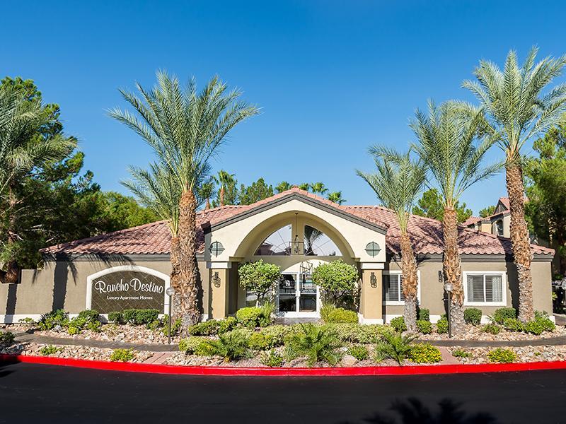 Rancho Destino Apartments in Las Vegas, Nv