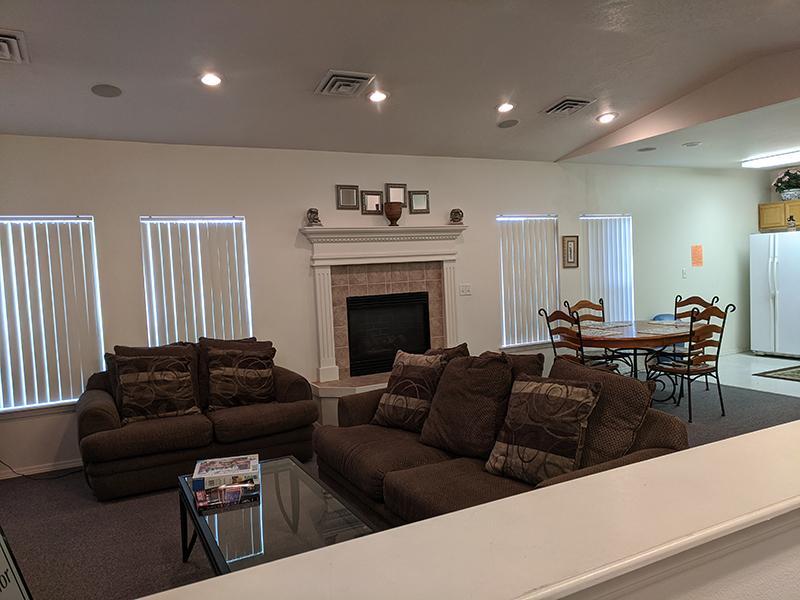Clubhouse Interior | Ashton Place