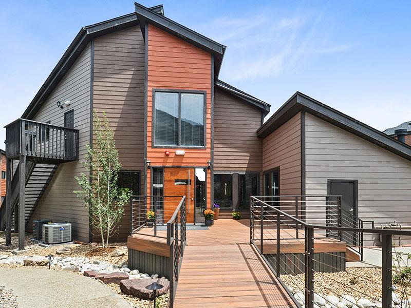 Club House   Ascend at Red Rocks Apartments in Lakewood, CO