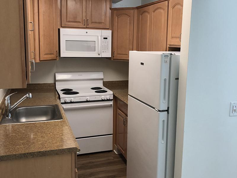 Fully Equipped Kitchen | Citywalk Apartments