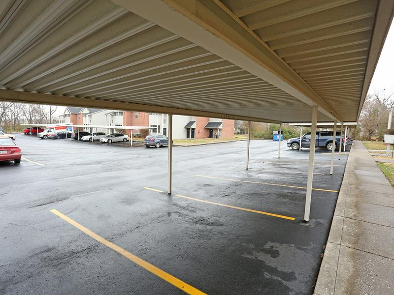 Parking | Lakeview Apartments