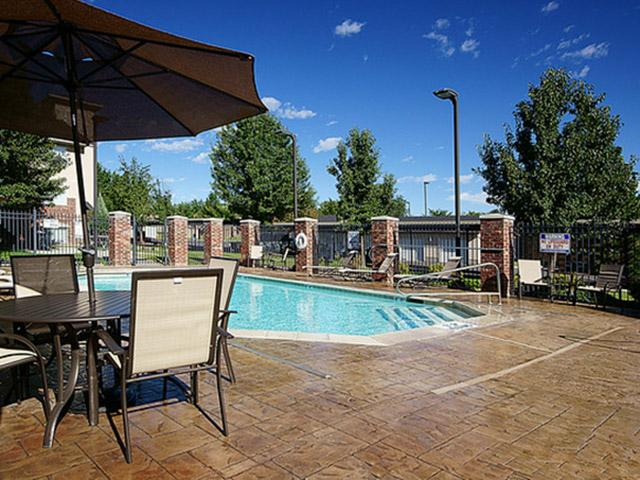 Apartments With a Pool in Riverton, UT | Coventry Cove Senior Apartments