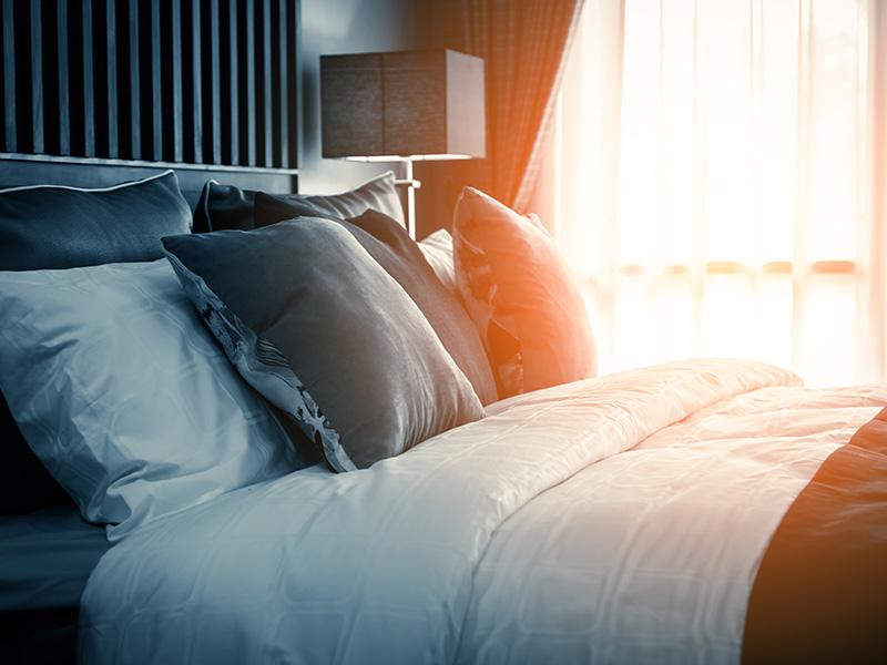 Bedroom | Avenue Flats
