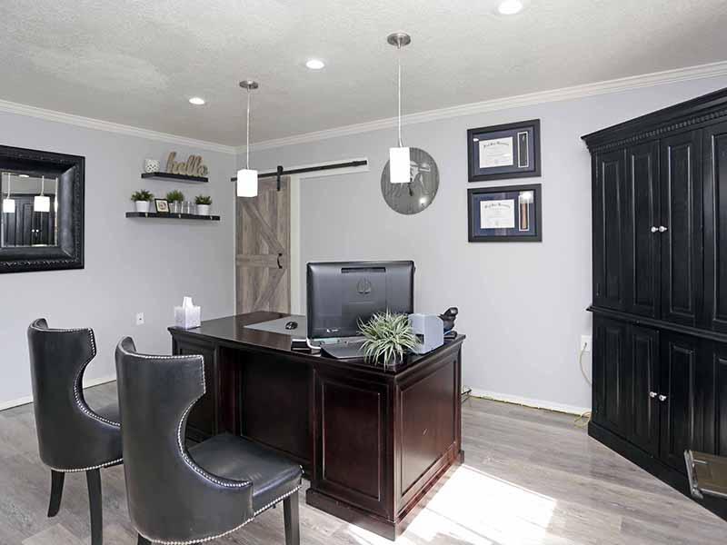 Clubhouse Interior | Bridger Pointe Apartments