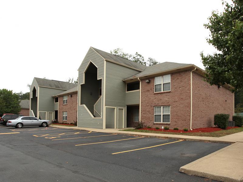 Exterior | Ashby Apartments