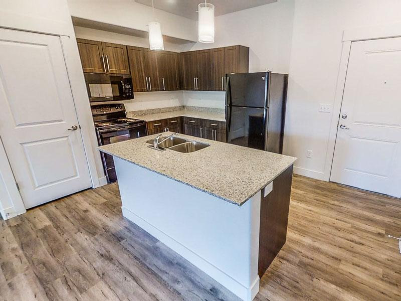 Kitchen | Mill Point Apartments in Vineyard UT