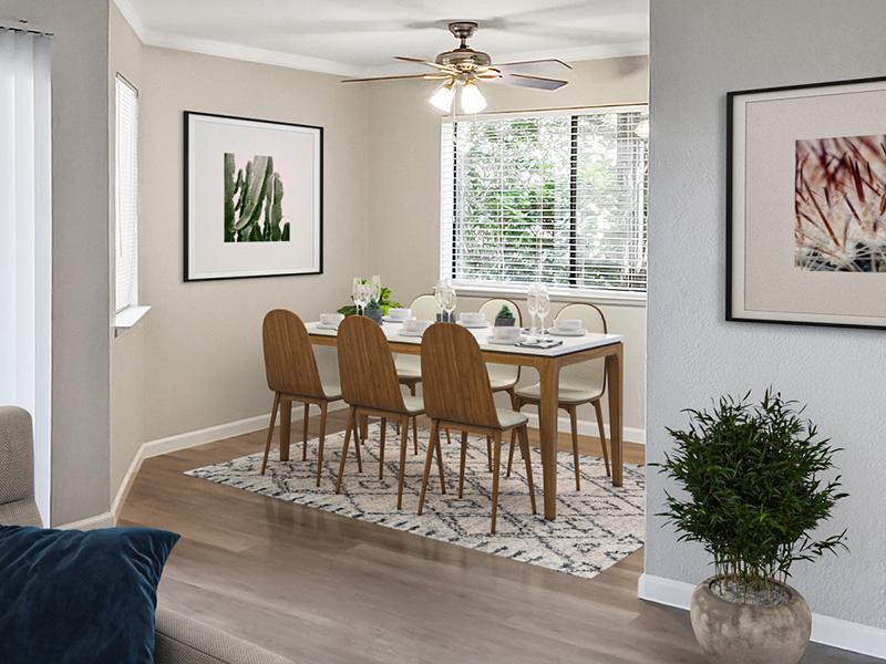 Dining Room | McInnis Park