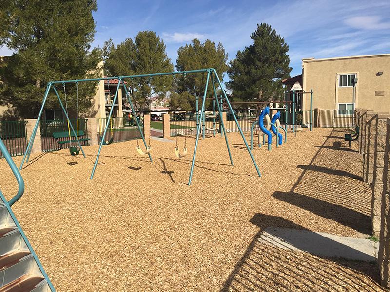 Playground | Premier Apartments Lancaster, CA
