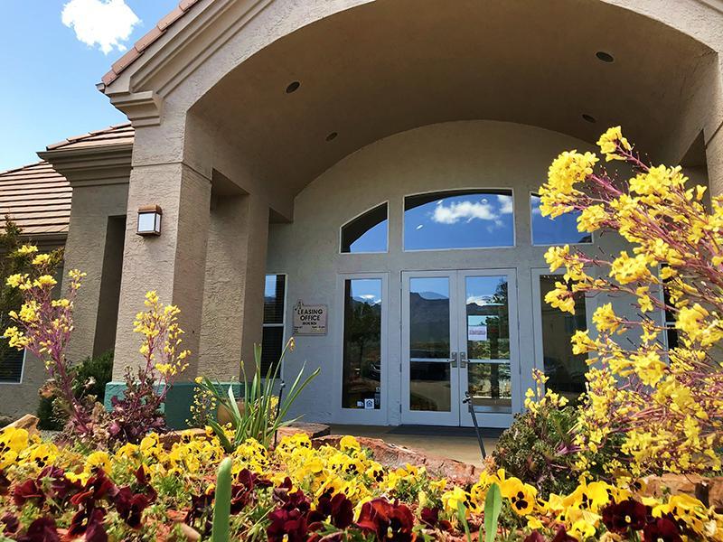 Leasing Office |  Allegro at Tanoan Albuquerque Apartments