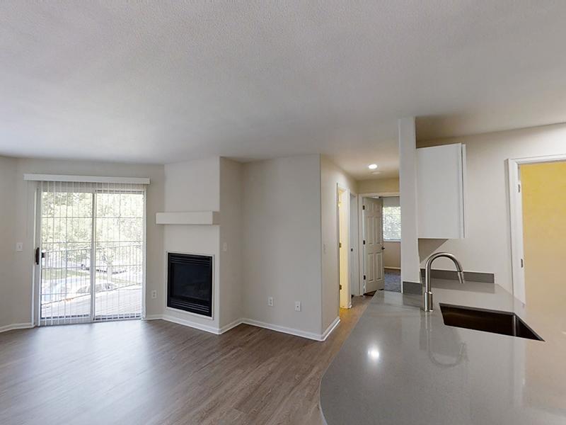 Open Floorplans   Ketring Park Apartments in Littleton, CO