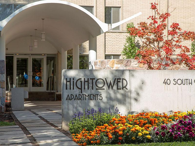 Hightower | Apartments in SLC