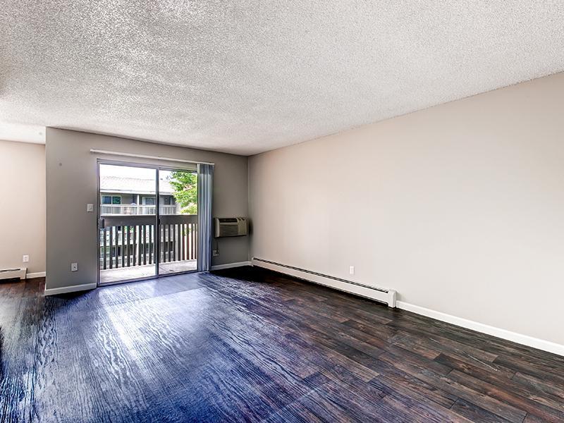 Living Room  | 3300 Tamarac Apartments in Denver CO