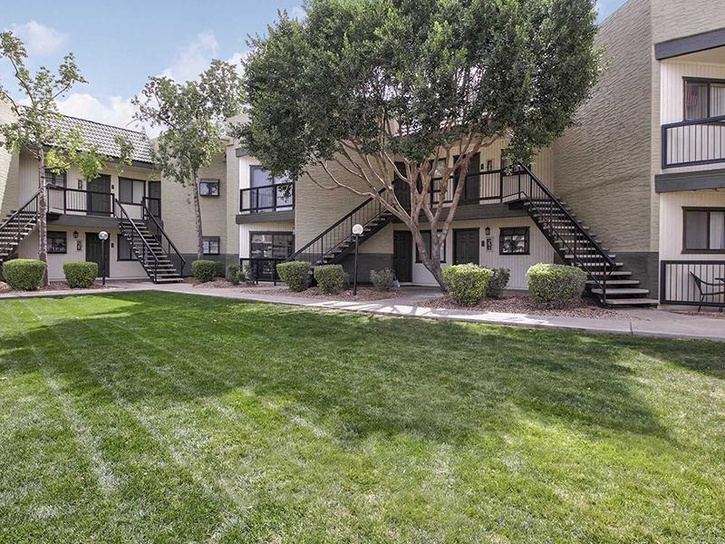 Building Exterior| Apartments in Mesa, AZ