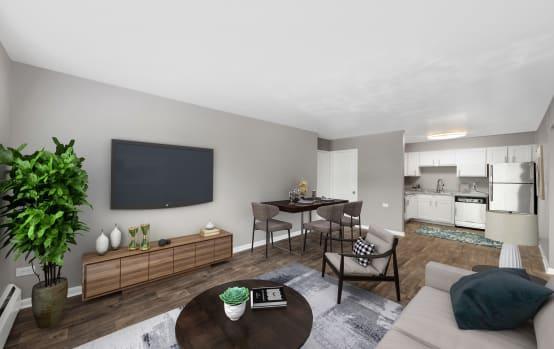 Front Room | Asbury Plaza