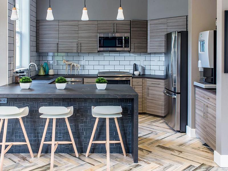 Clubhouse Kitchen | Brookside Village in Auburn, WA