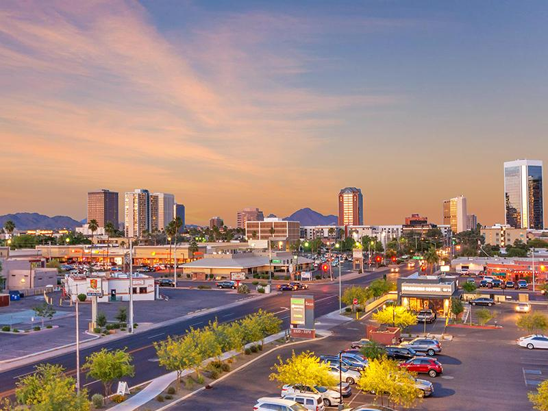 Neighborhood View   Midtown Flats in Phoenix, AZ