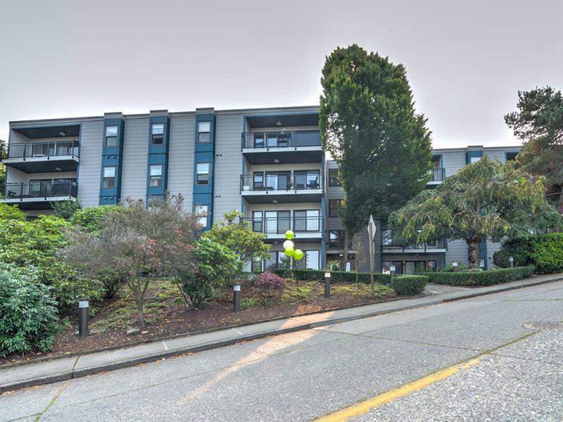 Exterior | Magnolia Apartments