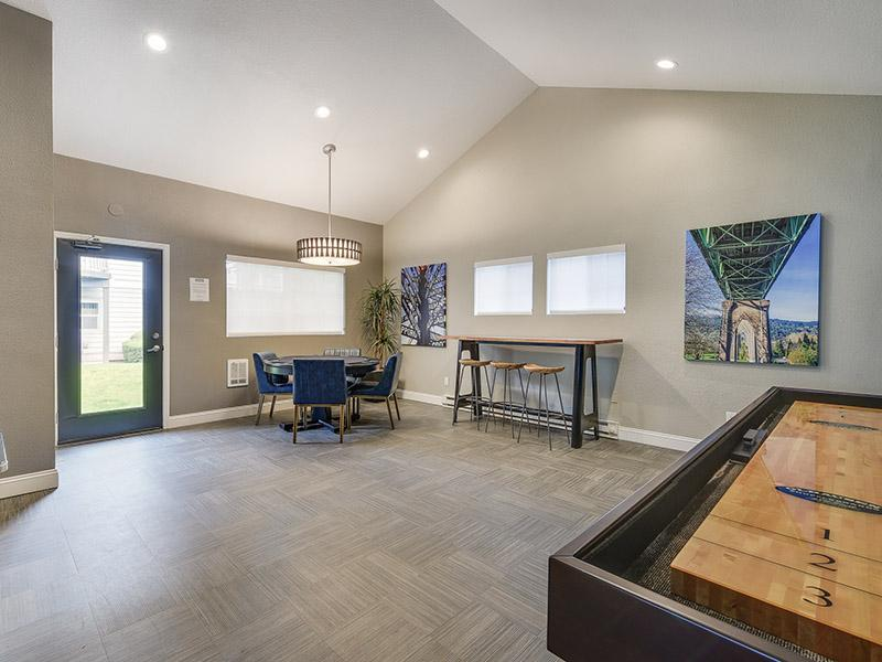 Clubhouse Interior | Bridge Creek