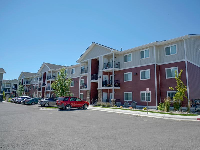 Exterior | Remington Apartments in Helena, MT