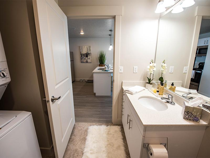 Washer and Dryer | District North Apartments