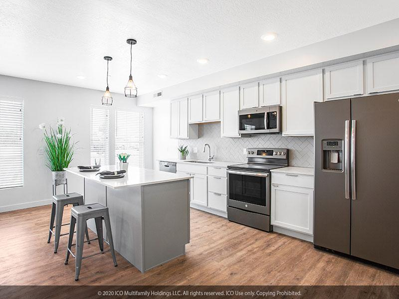 The Exton at University Place | Kitchen
