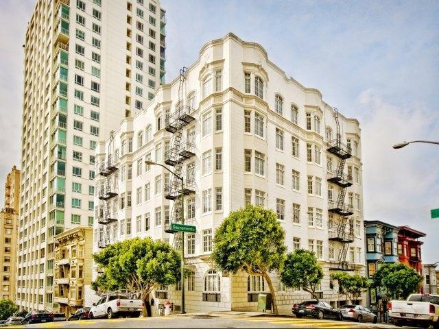 Nob Hill Place Apartments San Francisco, CA