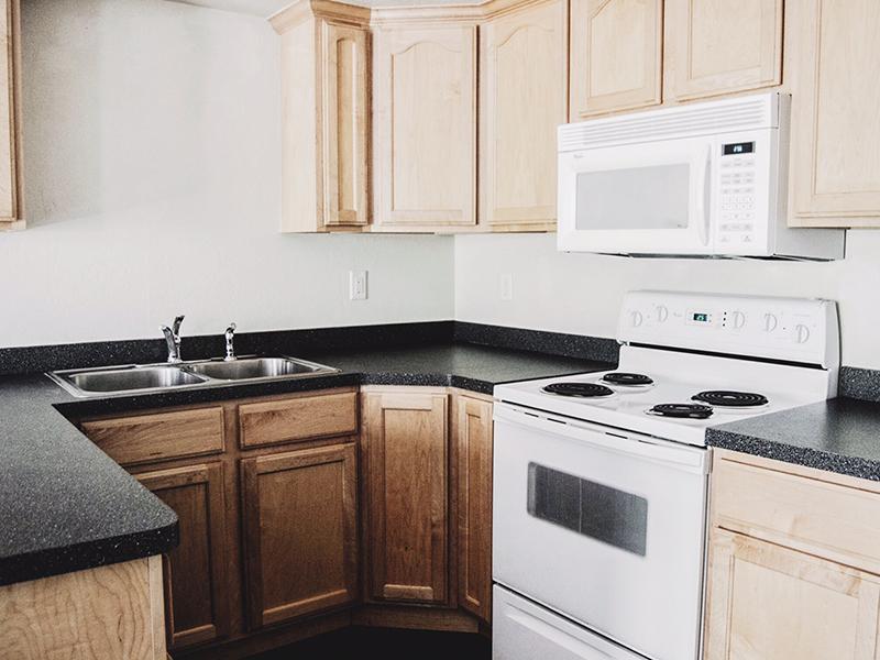 Kitchen | Stone Creek Village