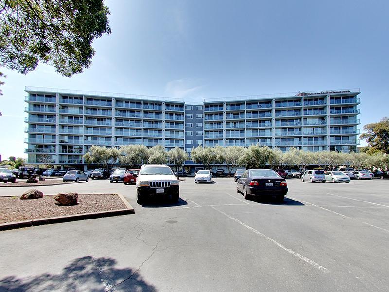Exterior | Panomar Apartments in Alameda, CA