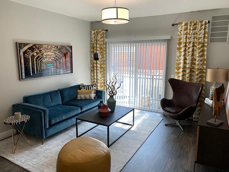 Living Room | 644 City Station