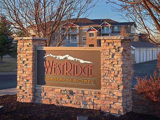Westridge Apartments in Aurora, Co