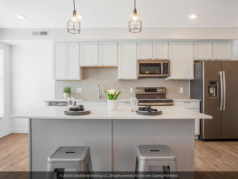 The Exton at University Place | Beautiful Kitchen