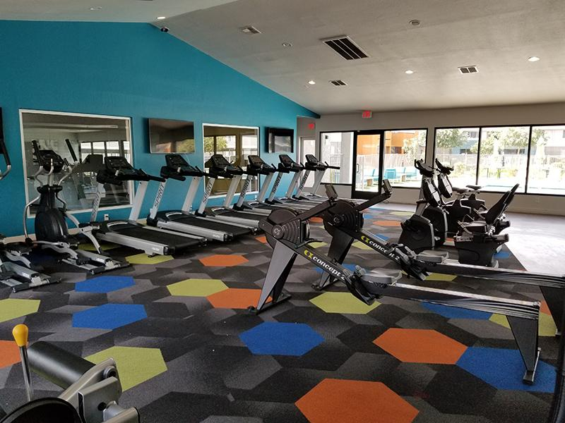 NEW Gym | Indian Springs