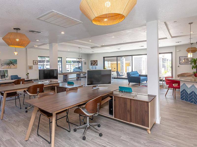 Clubhouse Interior | Fairways on Thunderbird