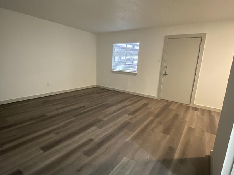 Living Room | SkyVue Apartments in San Antonio, TX