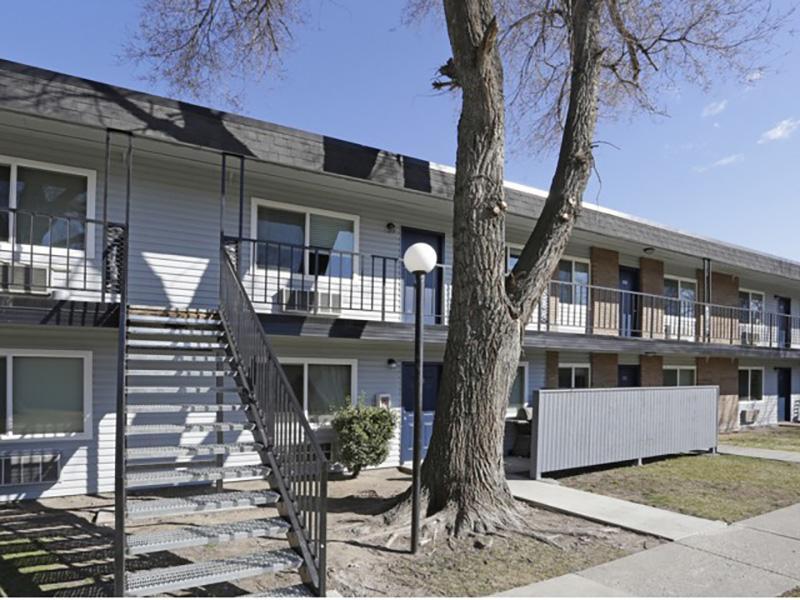 Landing Point Apartments in Salt Lake City