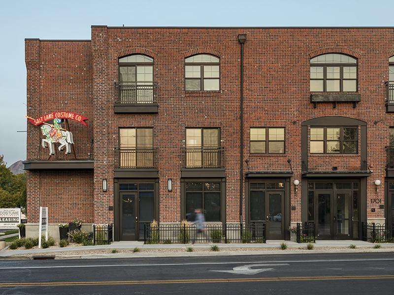 Building Entry | Salt Lake Costume Property