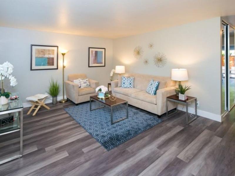 Living Room | Vivante Apartments