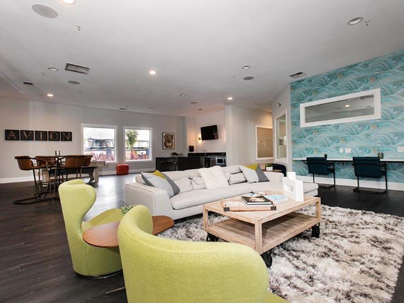 Lobby | Avion Apartments