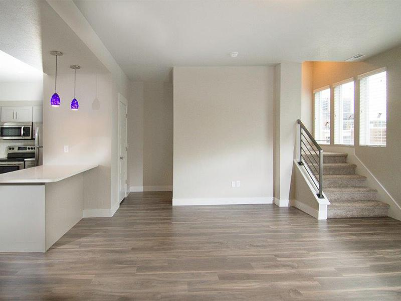 Living Area | Tapestry Apartments