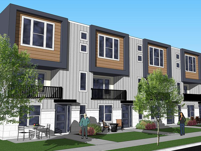 Rendering | The Lofts at Fort Union