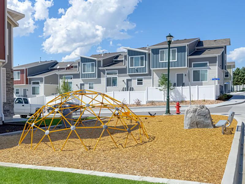 Playground   Diamond Ridge Townhomes in Draper, UT